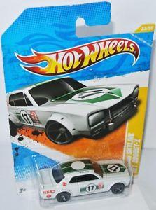 【送料無料】模型車 モデルカー スポーツカー モデルスカイラインホワイトグラフホットホイール2011 models nissan skyline ht 2000 gtx whitegraph 164 hot wheels