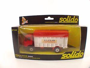 【送料無料】模型車 モデルカー スポーツカー ブルックスシルクアマルオシムボックスヌフミントsolido n 331 camion bach cirque amar 150 neuf mint in box