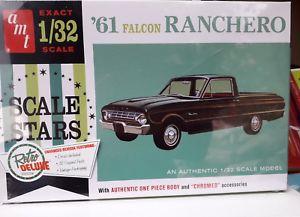 【送料無料】模型車 モデルカー スポーツカー フォードファルコン?neues angebotamt 132 ford falcon ranchero slotcar