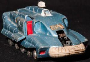 【送料無料】模型車 モデルカー スポーツカー キャプテンスカーレットスペクトルビンテージ#captain scarlett spv spectrum pursuit vehicle 104 by dinky no 104 vintage