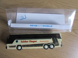 【送料無料】模型車 モデルカー スポーツカー バスモデルneues angebotreitze rietze 61101 neoplan cityliner hager bus model