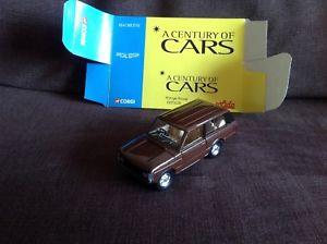 【送料無料】模型車 モデルカー スポーツカー コーギーレンジローバーneues angebotcorgisolido range rover a century of cars