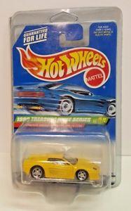 【送料無料】模型車 モデルカー スポーツカー ホットホイールトレジャーハントシリーズフェラーリメートルhot wheels 1999 treasure hunt series ferrari f512m 5 of 12