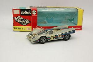 【送料無料】模型車 モデルカー スポーツカー ポルシェマティーニルマンsolido 143 porsche 917 martini le mans grise 198