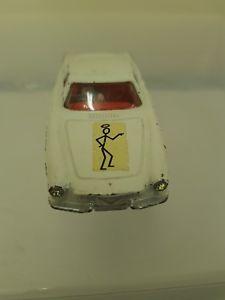 【送料無料】模型車 モデルカー スポーツカー コーギーcorgi saints car