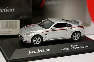 【送料無料】模型車 モデルカー スポーツカー ニスモコレクションチューンシュルj collection 143 nissan 350 z nismo s tune grise