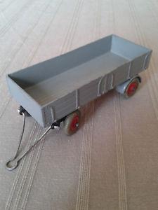 【送料無料】模型車 モデルカー スポーツカー ファームトレーラーdinky toys 551 farm trailer 1948