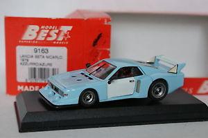 【送料無料】模型車 モデルカー スポーツカー ベストランチアベータモンテカルロbest 143 lancia beta monte carlo 1979 bleue