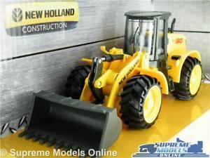 【送料無料】模型車 モデルカー スポーツカー オランダショベルローダモデルスケール holland w190c loader model excavator digger 150 scale burago construction k
