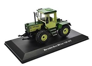 【送料無料】模型車 モデルカー スポーツカー メルセデスベンツトタースケールネットワークmercedes benz mb trac 1100 tractor, 1975, 143 scale green altaya
