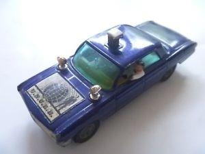 【送料無料】模型車 モデルカー スポーツカー バスターオリジナルビンテージvintage corgi toys the man from uncle thrushbuster original