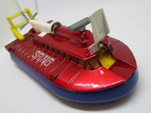 【送料無料】模型車 モデルカー スポーツカー ホバークラフトモデルdinky 290 srn6 hovercraft, nice bright original model