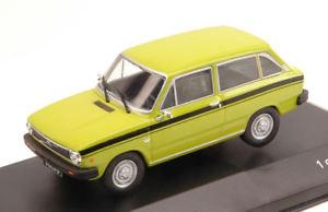 【送料無料】模型車 モデルカー スポーツカー ボルボコンビライトグリーンモデルvolvo 66 kombi 1975 light green 143 model wb167 whitebox