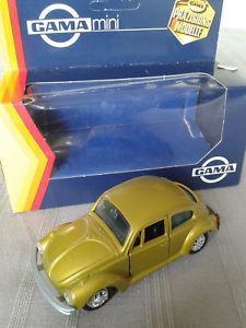 【送料無料】模型車 モデルカー スポーツカー ガマミニフォルクスワーゲンgama mini 1104 volkswagen 1302 1973