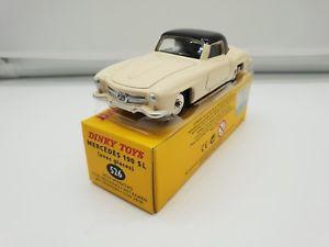 【送料無料】模型車 モデルカー スポーツカー アトラスメルセデスdinky atlas edition 526 24h mercedes 190sl 395 combined delivery er