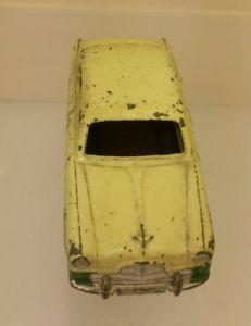 【送料無料】模型車 モデルカー スポーツカー フォードゼファーdinky no 162 ford zephyr unboxed