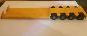 【送料無料】模型車 モデルカー スポーツカー アクスルトレーラコードスケールボックスjoal heavy haulage 4 axle trailer has been done for code 3 scale 150 no box