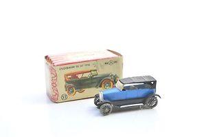 【送料無料】模型車 モデルカー スポーツカー ビッグanguplas 52 studebaker big six 1916