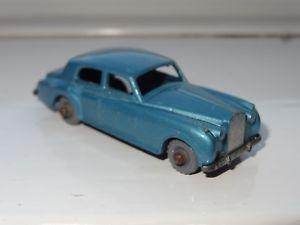 【送料無料】模型車 モデルカー スポーツカー マッチロールスロイスシルバークラウドw lesney matchbox rolls royce silver cloud 44