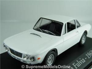 【送料無料】模型車 モデルカー スポーツカー ランチアスケールモデルカーホワイト#lancia fulvia 1968 model car 143rd scale white 2dr issue pkd k8967q~~