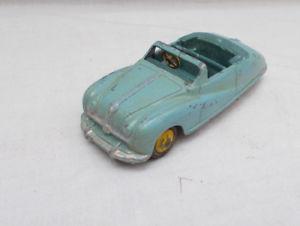 【送料無料】模型車 モデルカー スポーツカー ビンテージオースティンアトランティックイングランドvintage dinky toys 140a 106 austin atlantic convertible car made in england