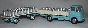 【送料無料】模型車 モデルカー スポーツカー ビンテージモデルモデルトレーラーvintage model corgi toys erf model 44g and trailer cargoes