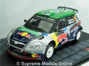 【送料無料】模型車 モデルカー スポーツカー シュコダファビアラリースケールモデルカーネットワークskoda fabia s2000 rally model car hanninen 143 scale 2011 ixo k8967q