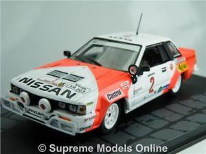 【送料無料】模型車 モデルカー スポーツカー ラリーカースケールモデルネットワークnissan 240rs rally model car mehta 143 scale 1984 ixo k8967q