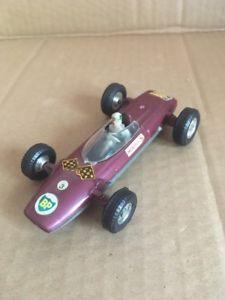 【送料無料】模型車 モデルカー スポーツカー プラスチックバージョンメキシコpolitoys no 62 ats f1 plastic very rare version 143 made in mexico