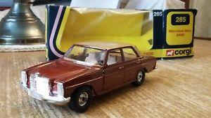 【送料無料】模型車 モデルカー スポーツカー コーギーメルセデスベンツcorgi mercedes benz 240d no 285