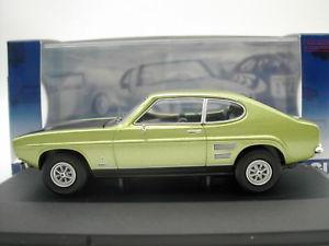 【送料無料】模型車 モデルカー スポーツカー コーギーネットワークフォードカプリグアテマラリモートneues angebotcorgi vanguards va13310 143 ford capri mk1 1600gt xlr fern green mib