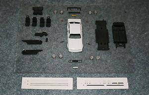 【送料無料】模型車 モデルカー スポーツカー ホワイトメタルキットスケールrs2000 mk2 white metal kit 143rd scale