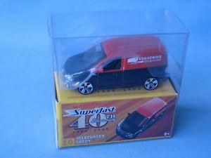 【送料無料】模型車 モデルカー スポーツカー マッチキャディヴァンファイアストンモデルカータイヤmatchbox vw volkswagon caddy van firestone tyres toy model car 68mm tires