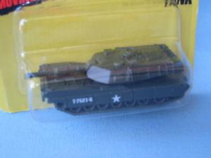 【送料無料】模型車 モデルカー スポーツカー マッチアメリカエイブラムスオリーブグリーンモデルmatchbox m1 a1 abrams tank military olive green toy model 70mm in usa bp
