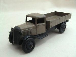 【送料無料】模型車 モデルカー スポーツカー ワゴンシャーシdinky meccano 25e tipping wagon type 3 chassis stone