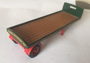 【送料無料】模型車 モデルカー スポーツカー コーギーエディストバートシングルアクスルトレーラースケールコードcorgi eddie stobart single axle trailer only scale 150 no box ideal code 3