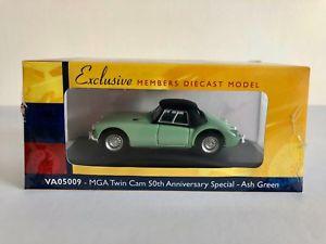 【送料無料】模型車 モデルカー スポーツカー ツインカムスケールvanguards mga twin cam 50th anniversary special va05009 143 scale