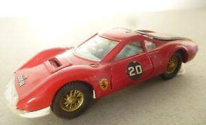 【送料無料】模型車 モデルカー スポーツカー フェラーリディノルマンスポーツレーシングカーレーシングカーdinky toys ferrari dino le mans sports racing car 1960s dinky toy racing cars 1