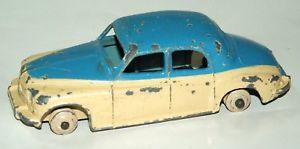 【送料無料】模型車 モデルカー スポーツカー ローバータイヤmeccano dinky toys rover 75 156 toy car no tyres