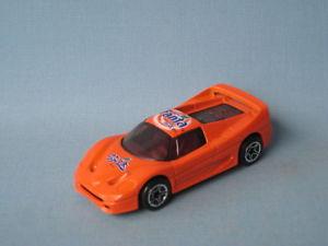 【送料無料】模型車 モデルカー スポーツカー マッチフェラーリオレンジプロモーションモデルカーボディmatchbox ferrari f50 orange body fanta chinese promo toy model car 70mm