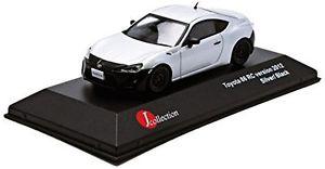【送料無料】模型車 モデルカー スポーツカー コレクショントヨタシルバーブラックスケール