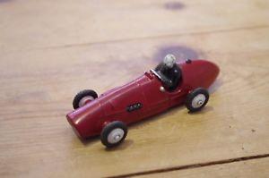 【送料無料】模型車 モデルカー スポーツカー ビンテージフェラーリレーシングdinky f1 racing car vintage ferrari no 23h