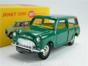 【送料無料】模型車 モデルカー スポーツカー モーリスミニモデルカースケールグリーンアトラスエディションdinky toys morris mini traveller model car 143 scale 197 green atlas editions k