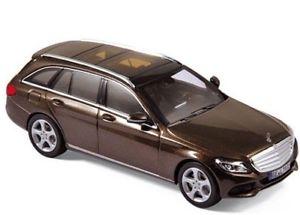 【送料無料】模型車 モデルカー スポーツカー メルセデスベンツクラスモデルブラウンメタリックnorev 143 2014 mercedes benz cklass tmodel brown metallic nv351322