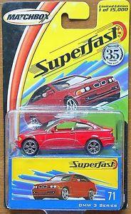 【送料無料】模型車 モデルカー スポーツカー マッチシリーズクーペmatchbox cars bmw 3 series coupe 164 2004
