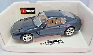 【送料無料】模型車 モデルカー スポーツカー フェラーリグアテマラボックス118 burago 1992 ferrari 456gt boxed 2857