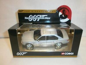 【送料無料】模型車 モデルカー スポーツカー コーギージェームズボンドダイスcorgi bmw 750i james bond tomorow never dies cc05104 bnib 136