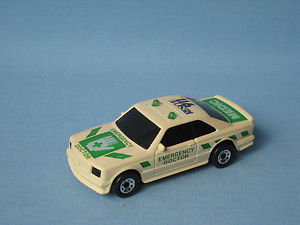 【送料無料】模型車 モデルカー スポーツカー マッチメルセデスベンツレスキューモデルカーmatchbox mercedesbenz 500 sec rescue medic toy model car 70mm