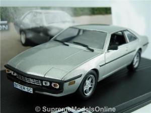 【送料無料】模型車 モデルカー スポーツカー オペルモデルシルバードアクーペバージョンopel bitter sc car model 19811989 143rd silver 2 door coupe version r0154x{}