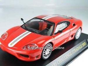 【送料無料】模型車 モデルカー スポーツカー フェラーリチャレンジモデルカーパッケージイタリア#